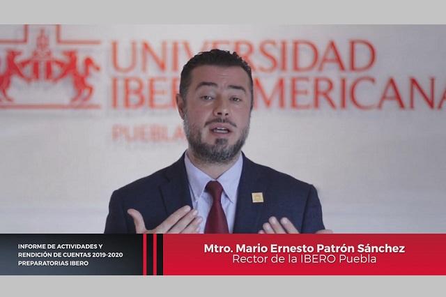 Preparatorias IBERO Puebla y Tlaxcala destacan protagonismo estudiantil