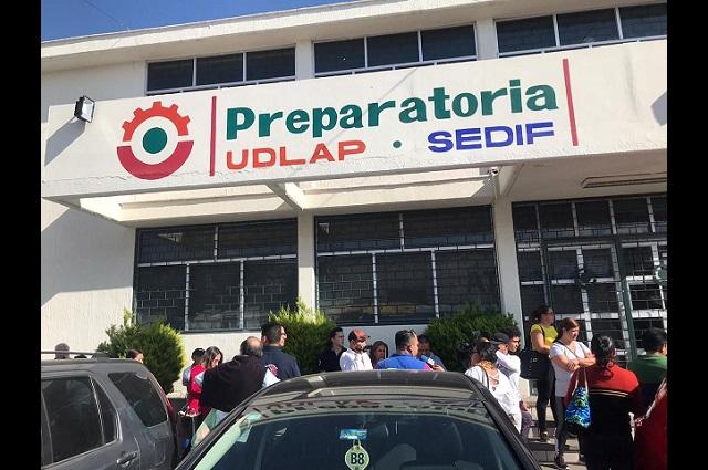 Niegan amparo a la UDLAP para retener preparatoria con el SEDIF