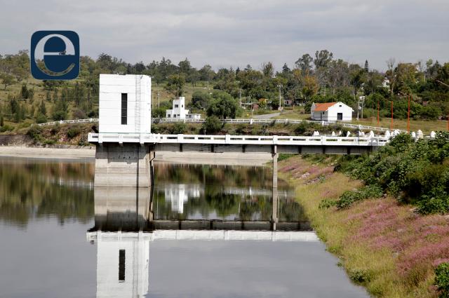 Sequía bajó hasta 13 por ciento el nivel de la presa de Valsequillo