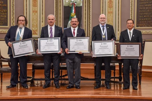 Abren convocatoria de la presea Luis Rivera Terrazas