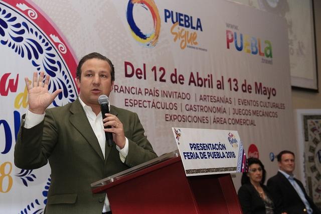 Van gratis el Recodo, CD9 y Caifanes para la Feria de Puebla