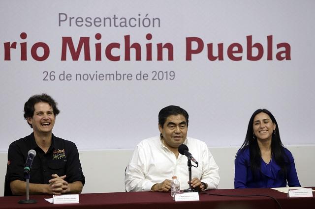 Abrirán nuevo acuario en Parque Puebla el 13 de diciembre