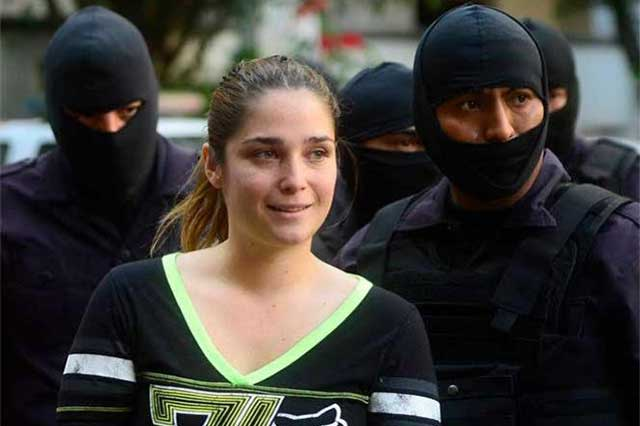 Capturan a presentadora de TV vinculada a El Chapo Guzmán