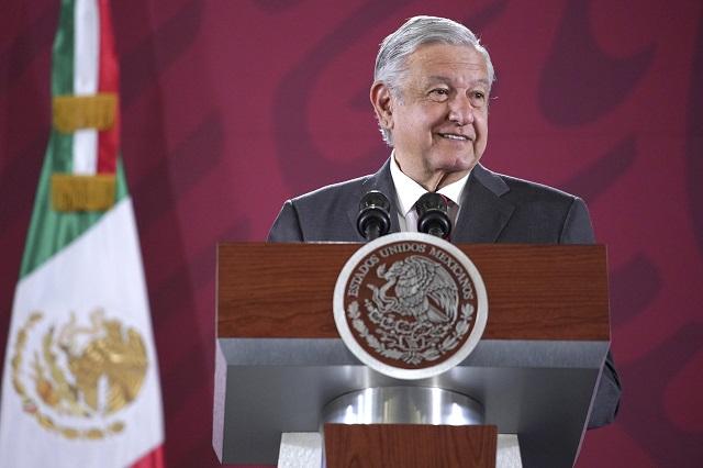 Caso de mina en Ixtacamaxtitlán se resolverá con justicia: AMLO