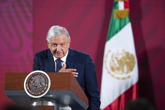 Aprueba 52% a AMLO en Puebla en segundo año de gobierno