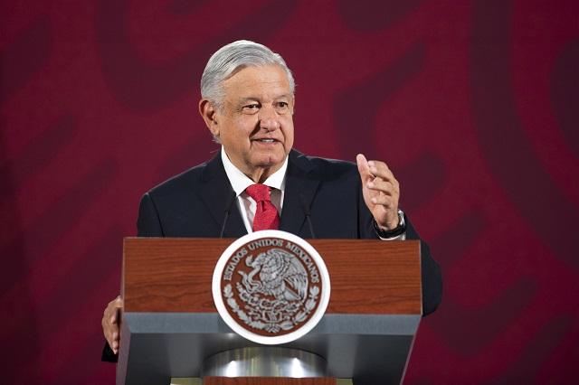 Recomienda AMLO no sancionar a TV Azteca ni a Javier Alatorre