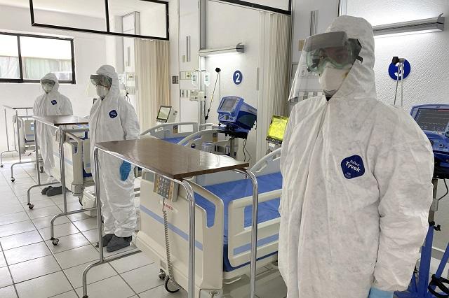 Llegan a 14 los muertos por coronavirus en Puebla