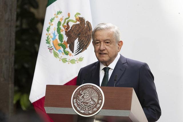 Anuncia AMLO visita a Puebla para evaluar reconstrucción