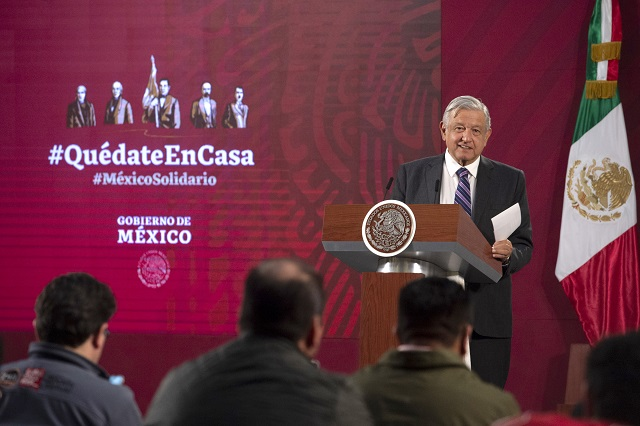 Rememora AMLO triunfo del ejército mexicano en Puebla