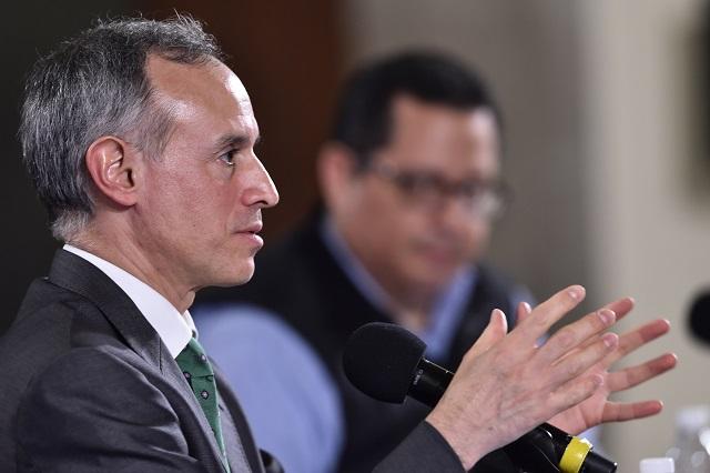 Gatell pone a Puebla como ejemplo de desconfinamiento exitoso