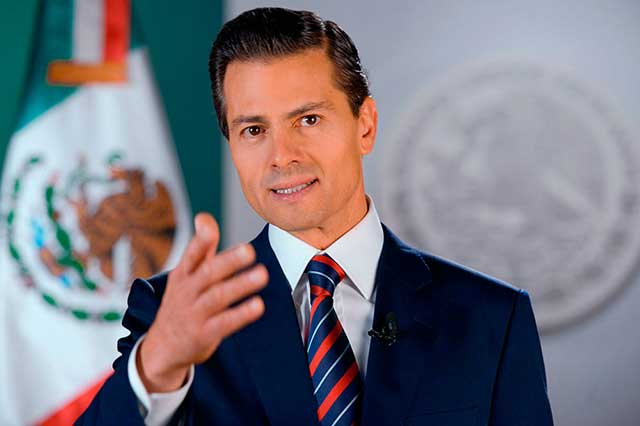 Presidencia anuncia que EPN dará mensaje en Los Pinos