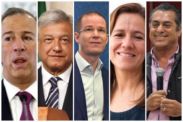 Agenda mínima anticorrupción proponen a candidatos presidenciales