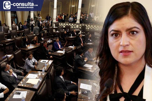 Rivera va contra diputados de Morena por persecución política