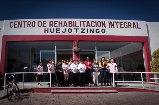 Presidenta municipal entrega instalaciones renovadas del DIF y el CRIH