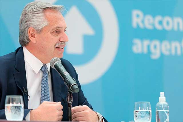 Presidente de Argentina cancela participación en cumbre de México