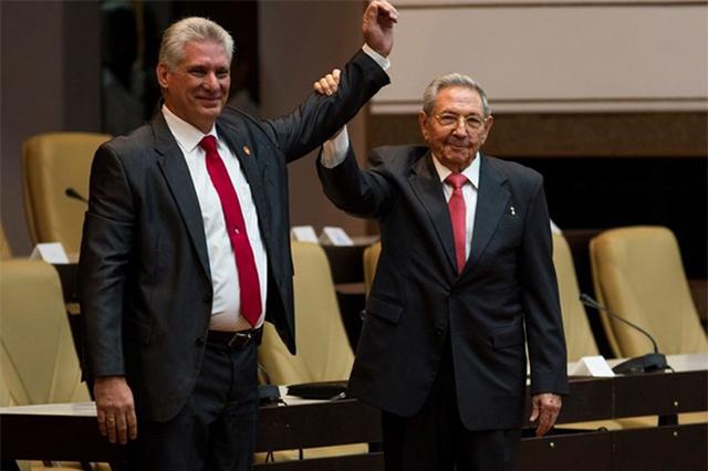 Eligen a Miguel Díaz-Canel como nuevo presidente de Cuba
