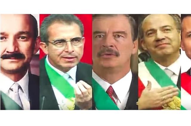 AMLO califica Salinas de Gortari de padre de la desigualdad social en México