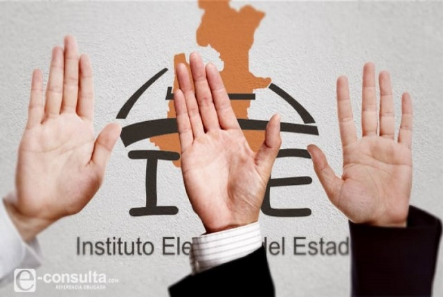 Por no ser de Puebla, pierden chance de ser presidentes del IEE