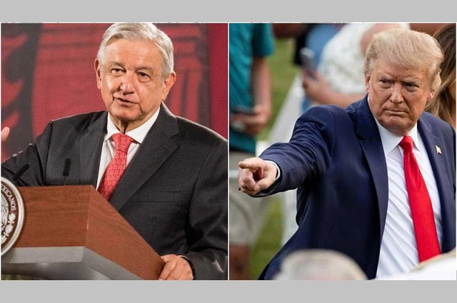 Expertos ven riesgosa para México la visita de AMLO a Trump
