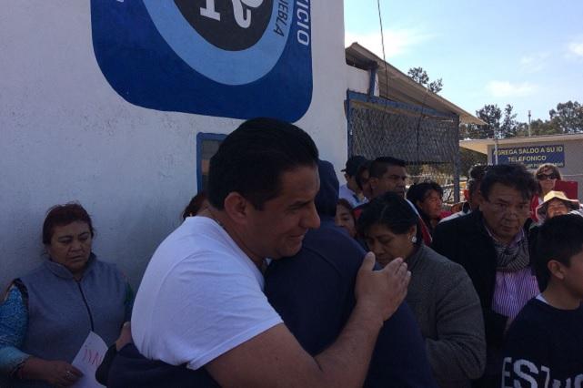 Liberan a últimos dos presos políticos de la 28 de Octubre