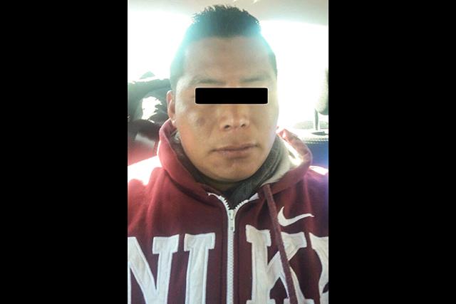 Detienen en Puebla al presunto feminicida de maestra en Michoacán