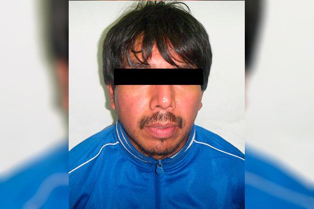 Presunto violador fue detenido por policías municipales