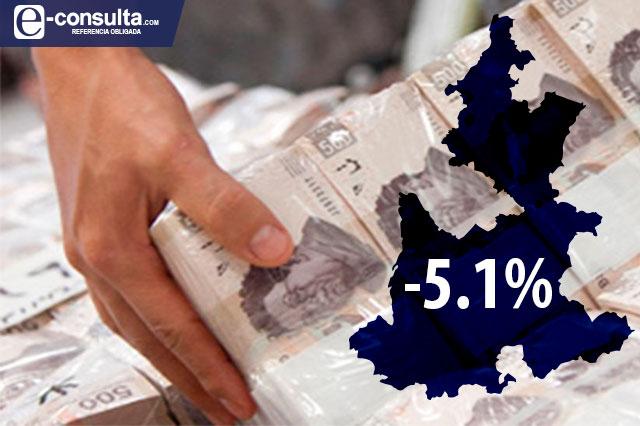 Recorte de 5.1% al presupuesto de Puebla, plantea AMLO en 2021