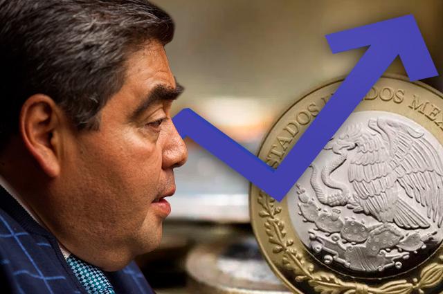 Aumento del 3.5% prevén para presupuesto de 2020 en Puebla