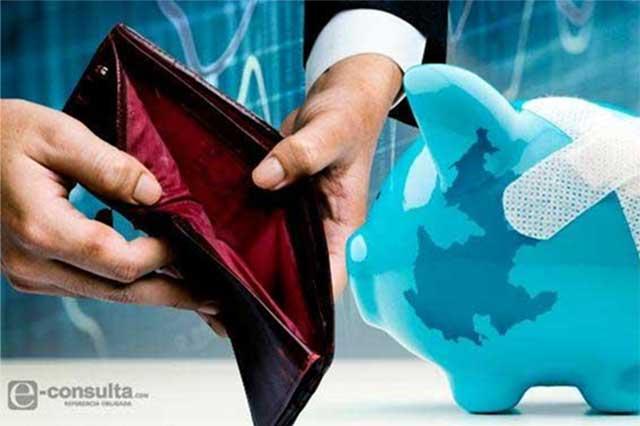 Baja en ingresos petroleros y deuda causan recorte a los estados: Upaep