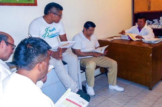 Prevalecen buenas prácticas en el CERESO de Huejotzingo