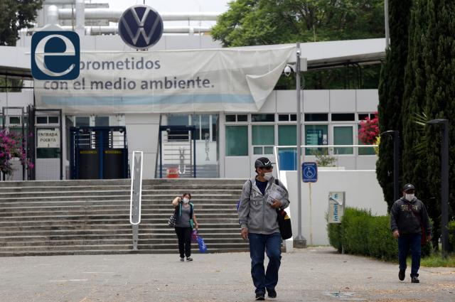 Paro técnico en VW afecta salarios, no la producción