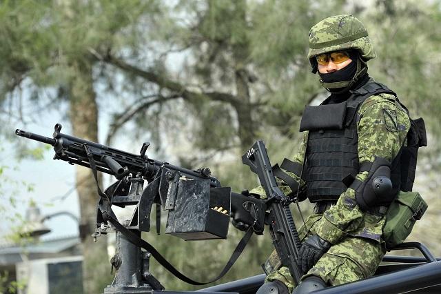 Niega Ejército haber dejado San Pedro por controversia ante SCJN