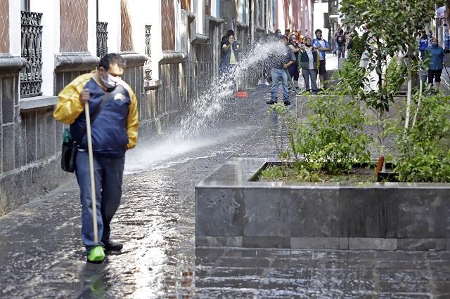 Solo 24 municipios de Puebla podrían retomar actividades el 17 de mayo