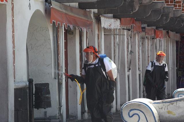 Muere en Puebla segundo paciente con Covid-19
