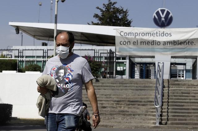 Por retiro voluntario, 350 trabajadores dejan VW