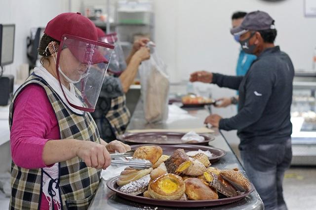 Con lluvias, panaderos en Puebla esperan aumentar 85% sus ventas