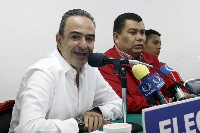 Jorge Estefan se hace el examen antidoping y estalla contra RMV