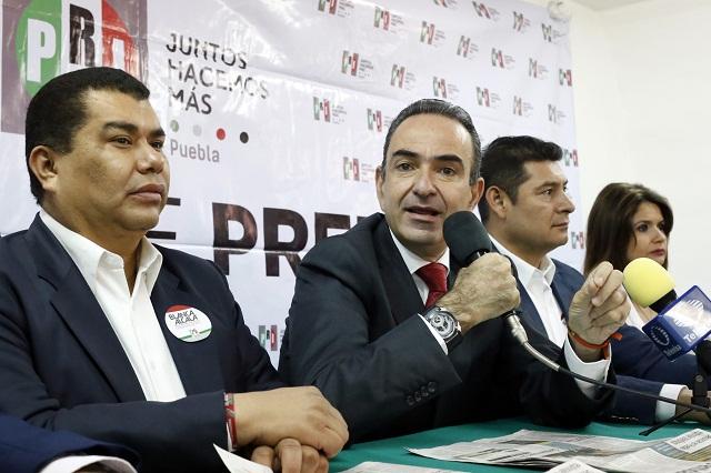 PRI y PRD denunciarán a RMV ante la PGR por espionaje