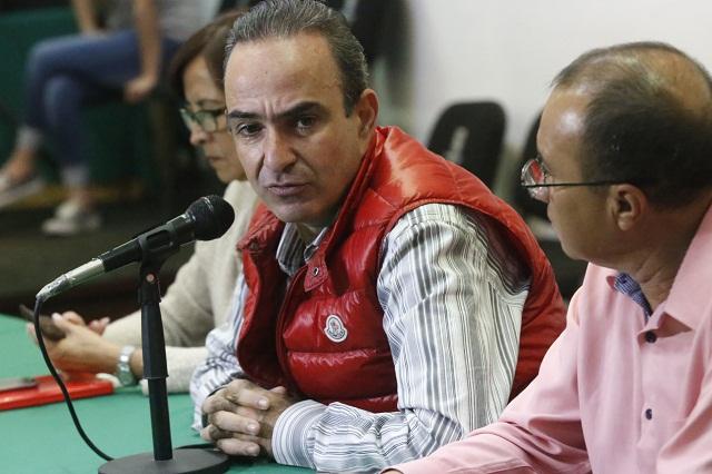 Expulsión de Fernando Morales a petición de Beltrones: Estefan