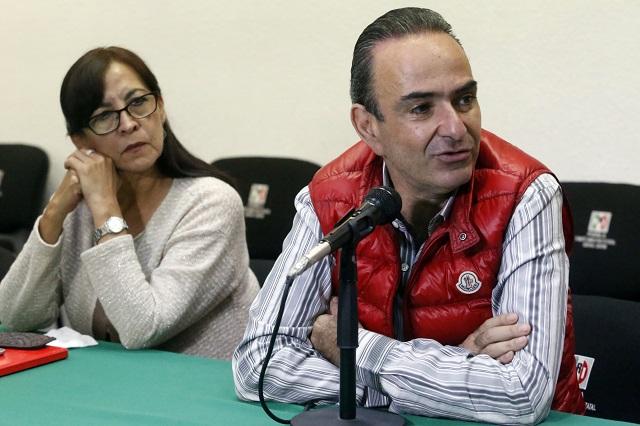 Denunciará el PRI espionaje en Puebla contra sus dirigentes