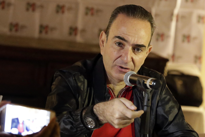 Estrategia de Lastiri causa disgusto  en el PRI, dice Jorge Estefan