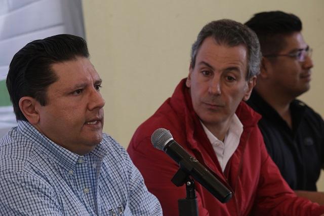 Carreto Pacheco será el líder del PRI en la capital poblana