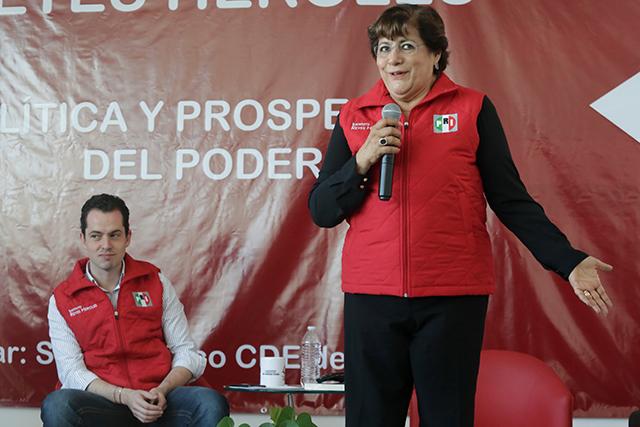 PAN, Morena y Panal quieren llevarse a cuadros del PRI: Tanús