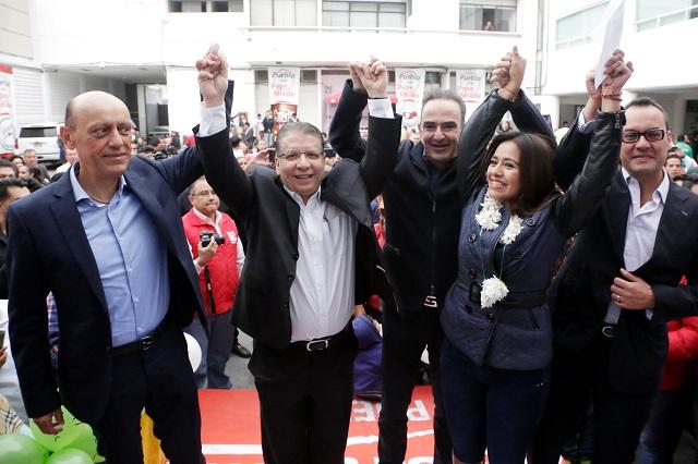 Oficial: Enrique Doger será el candidato del PRI a gobernador