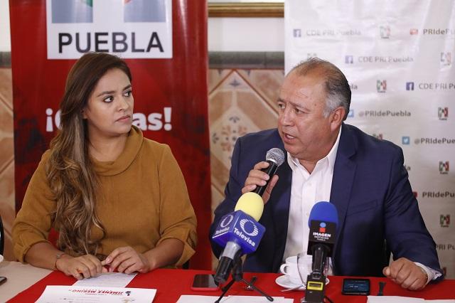 Traidores del PRI no pesaron en la elección, señala Lorenzo Rivera
