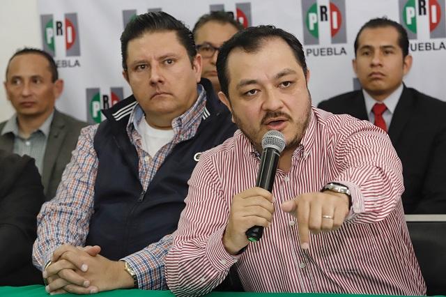 Ley de educación de Puebla rompe con la ley federal: PRI