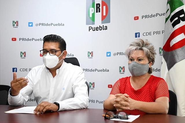PRI se abre a coalición amplia con el PAN y Antorcha en Puebla