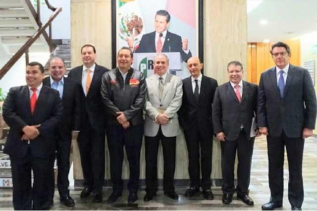Promoción dentro de la ley, pide el CEN a priístas de Puebla