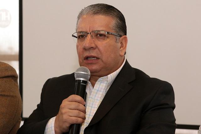 Reaparece Doger y niega encabezar dictadura en el PRI