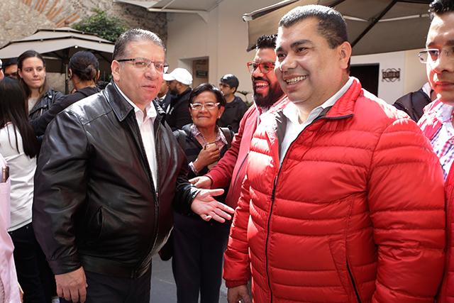 López Zavala logra suplencia de Estefan en candidatura al Senado